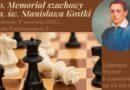 20. Memoriał szachowy im. św. Stanisława Kostki w Przasnyszu